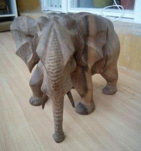 Слон индонезийский