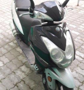 скутер omacs