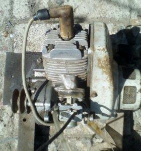 Двигатель от мотокультиватора