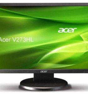 Монитор 27 дюймов 2 шт. Acer V273HL