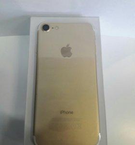 Gold IPhone 7 128gb Ростест