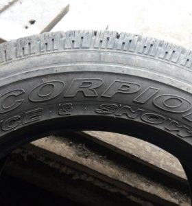 Pirelli Scorpion Ise & Snow