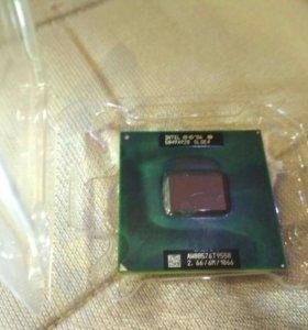 Ноутбучный процессор T9550 2.66GHz 6MB 1066MHz