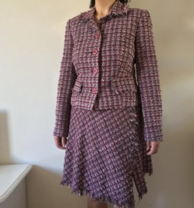 Костюм, пиджак и юбка