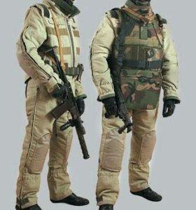 Противоосколочный костюм форт Рейд-Л спецназ