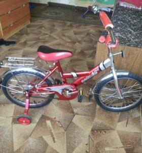Продам велосипед новый возможен торг
