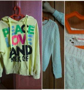 Одежда для девочки 10-12 лет до 155см