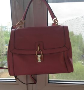 Кожаная сумка (Gucci)