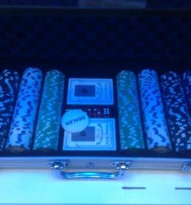 Продаю покерный набор