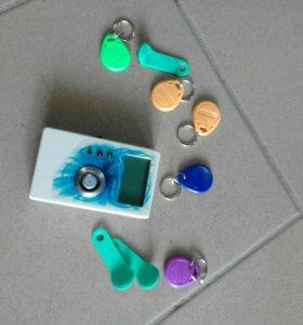 Аппарат для изготовления ключей для домофона