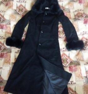 Пальто кашемир 100%
