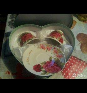 Продам набор посуды подарочный