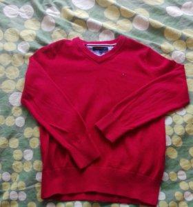 Tommy hilfiger свитер оригинал