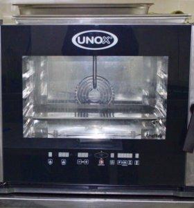 Пароконвекционная печь Unox XVC 304 (Италия)