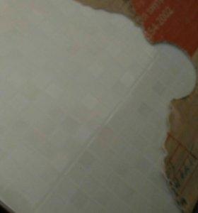 Плитка белая