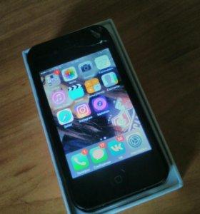 iPhone 4s, 16gb.