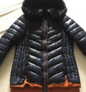 Куртка зимняя 48-50размер