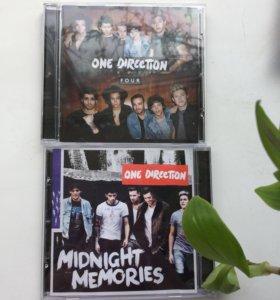 Альбомы группы One direction