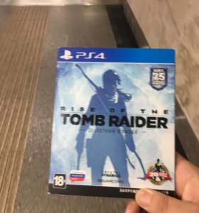 Rise of tomb rider ps4