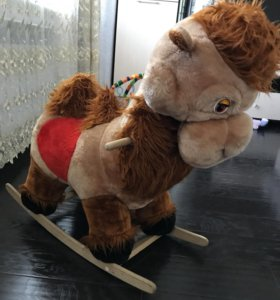 Верблюд-качалка