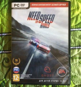 Игра для ПК Need for Speed: Rivals