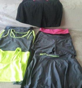 Одежда для спорта размер S