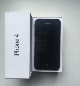 iPhone 4 на 6 iOS !