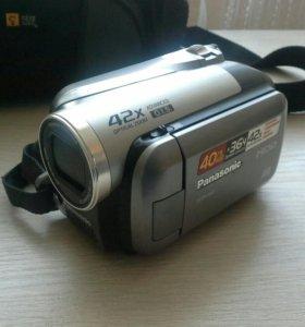 Видеокамера Panasonic SDR-H41