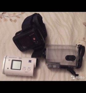 Экшн камера Sony as200