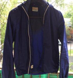 Scotch & Soda куртка ветровка с капюшоном