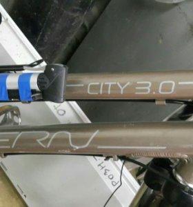 Stern cities 3.0 женский велосипед
