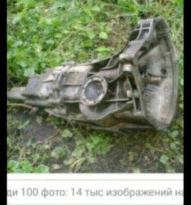 Кпп на Audi 100