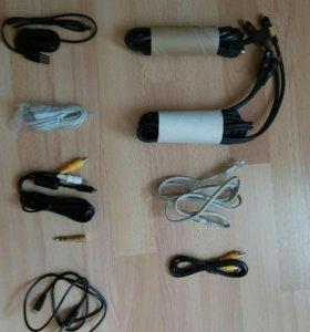 Переходники, кабели, адаптеры