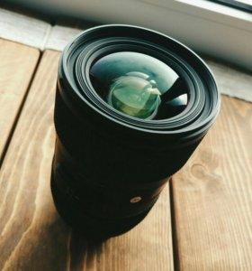 Sigma 18-35mm f1.8 ART Nikon