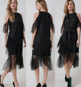 Шикарное платье на выход.размер 42-48 по запросу