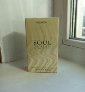 Новая мужская туалетная вода Soul от Орифлейм