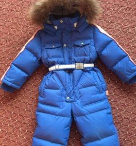 Зимний пуховик Nels