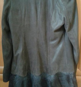 Куртка кожа.