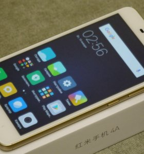 Новый Xiaomi Redmi 4A Gold
