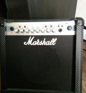 Marshall MG15CFX комбо усилитель ( комбик )