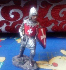 Солдатик с лошадью декоративные