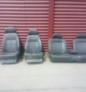 Комплект сидений газ 3110