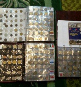 Коллекция монет мира