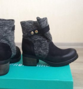 Ботинки женские, размер 37