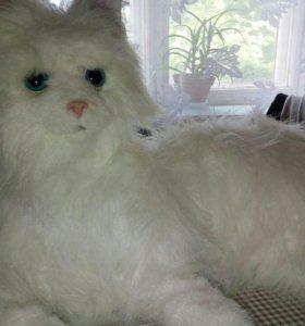 Интерактивная лежачая кошка Лулу Furreal Friends