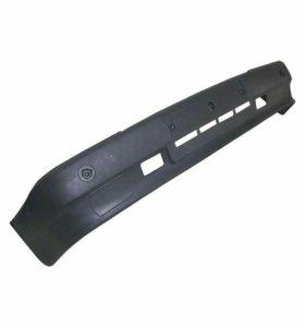 Бампер ГАЗель передний (черный) С/О 3302-2803015