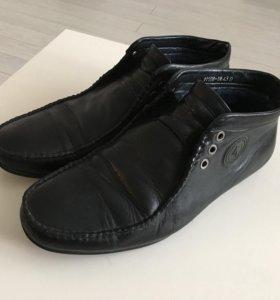 Ботинки мужские зимние 43 размер