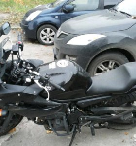 Yamaha Diversion XJ6S ABS