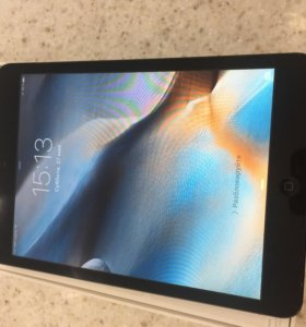 Ipad mini Wi-Fi Cellular 32Gb Black