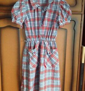 Платье на девочку 11-13 лет